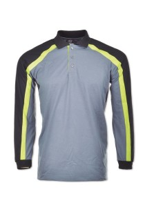 Cotton Polo T Shirt CPL 10 (Charcoal)