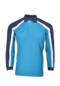 Cotton Polo T Shirt CPL 12 (Turquoise)
