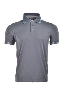 Cotton Polo T Shirt CPS 04 (Charcoal)