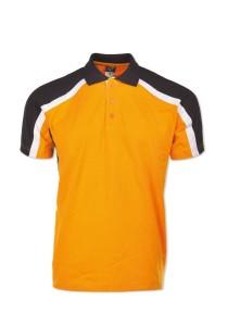 Cotton Polo T Shirt CPS 08 (Orange)