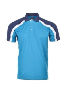 Cotton Polo T Shirt CPS 12 (Turquoise)