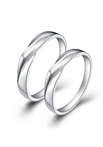 Vivere Rosse Indulgence Ring (925 Sterling Silver) CR0019-SS