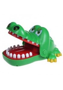 Crocodile Dentist Finger Biting Game