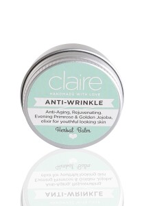 Claire Organics Anti-Wrinkle Herbal Balm