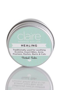 Claire Organics Super Healing Herbal Balm with Shea Butter