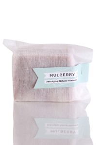 Claire Organics Mulberry Yoghurt Soap
