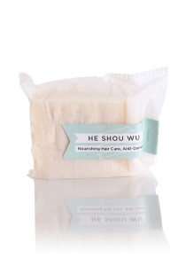 Claire Organics Hair Care Soap with He Shou Wu, Burdock & Rosemary