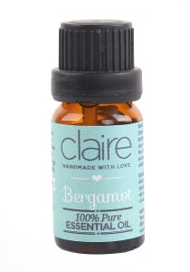 Claire Organics Therapeutic Essential Oil - Bergamot