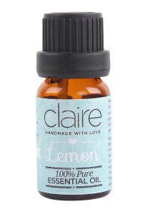 Claire Organics Therapeutic Essential Oil - Lemon