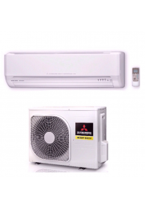 Mitsubishi 1.0HP 3D Air Flow Deluxe Air Conditioner R410A Gas SRK10CRS