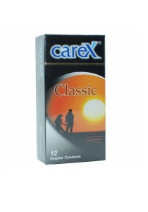 Carex Classic Condoms 12 pcs