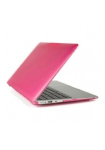 Crystal Case for Macbook Air 13.3 Front & Back - Pink