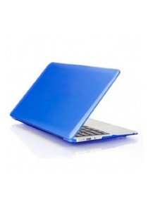 Crystal Case for Macbook Air 13.3 Inch Blue