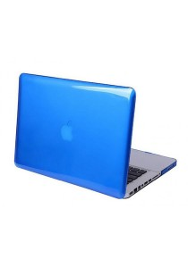 Crystal Cover for Macbook 13.3 Retina Front and Back - Dark Blue