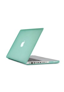Crystal Cover for Macbook 13.3 Retina Front and Back - Green