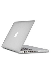 Crystal Cover for Macbook 15.4 Retina Front and Back - Transparent
