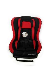Sweet Heart Paris CS363 Car Seat (Red)