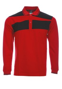 Cotton Polo T Shirt CTL 13 (Red)
