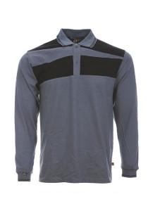 Cotton Polo T Shirt CTL 14 (Charcoal)