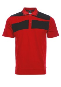 Cotton Polo T Shirt CTS 13 (Red)