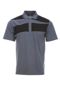 Cotton Polo T Shirt CTS 14 (Charcoal)