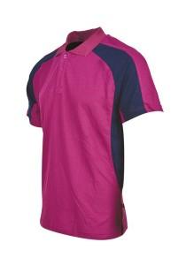 Cotton Polo T Shirt CTS 22 (Purple)