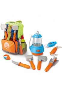 CT Toys Little Explorer Camping Backpack