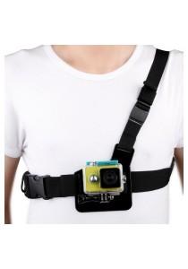 SJCAM Adjustable Elastic Body Chest Strap Shoulder Belt