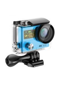 "H3 Eken Action Camera SJ GoPro 2"" LCD Dual Screen Wifi Sport Cam Ultra 4K HD"