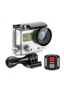 "H3R Eken Action Camera SJ GoPro 2"" LCD Dual Screen Wifi Sport Cam Ultra 4K HD with Remote Control"