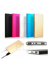 Ultra-thin-slim 20000mAh Portable Power Bank Battery (OEM)