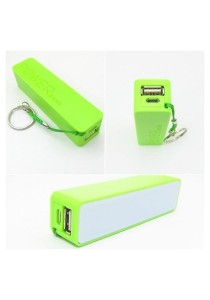 Mini Keychain Perfume Power Bank 2600mAh