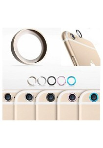 Apple iPhone 6 4.7 6 Plus 5.5 Camera Lens Protector Cover Ring