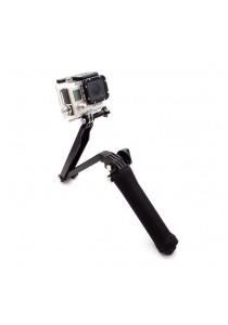 3-Way Monopod Arm Tripod Stand Camera XiaoMi Yi GoPro SJCAM
