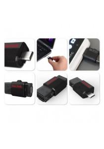 SANDISK Ultra Dual USB 3.0 Micro Flash Drive OTG 8GB