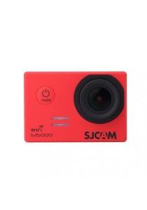 SJCAM SJ5000 WIFI Novatek 96655 Full HD Sport Action Camera (Red)