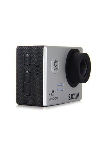 SJCAM SJ5000 WIFI Novatek 96655 Full HD Sport Action Camera (Silver)