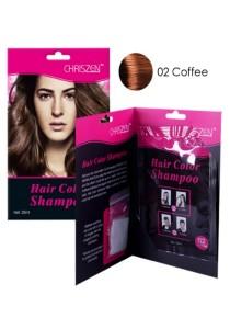 Chriszen Hair Color Shampoo 02 Coffee 25ml