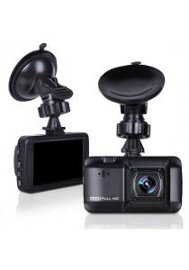 D101 Car Camera WDR Full HD 1080P 3.0 inch Car Recorder Night Vision