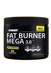 TKO Nutrition Fat Burner Mega 3.0 Mix Berries - 40 Servings (NEW)