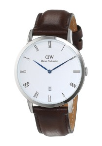 Daniel Wellington Dapper Bristol 38mm - Silver