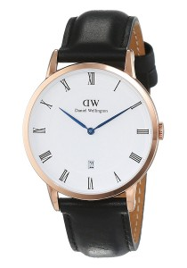 Daniel Wellington Dapper Sheffield 38mm - Rose Gold