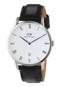 Daniel Wellington Dapper Sheffield 38mm - Silver