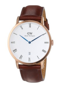 Daniel Wellington Dapper St Mawes 38mm - Rose Gold