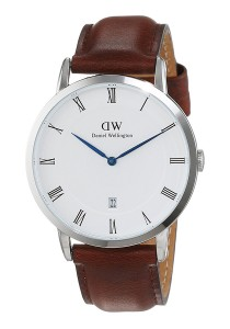 Daniel Wellington Dapper St Mawes 38mm - Silver