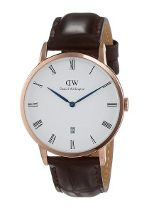 Daniel Wellington Dapper York 38mm - Rose Gold