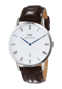 Daniel Wellington Dapper York 38mm - Silver