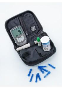 DiabeCHECK Blood Glucose Meter