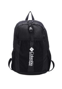 [OEM] Columbia Foldable & Water Resistant Backpack (Black)