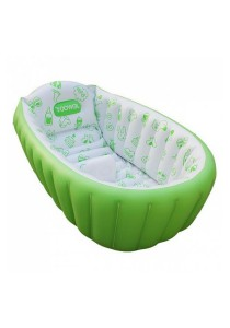 [OEM] Inflatable Baby Bathtub (Green)